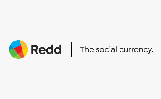 Redd Logo with Tagline